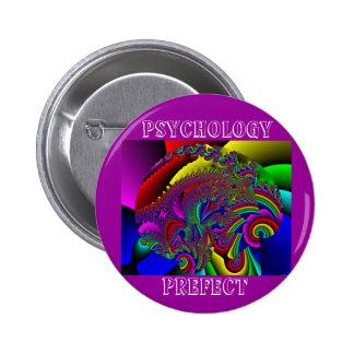 Psychology Prefect Pinback Button