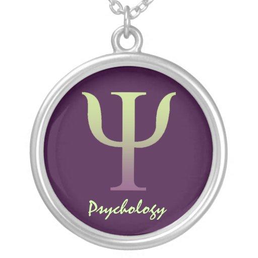 Psychology Symbol Necklace Necklace