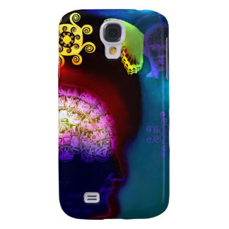 Psychology Vs. Spirituality Samsung Galaxy S4 Case