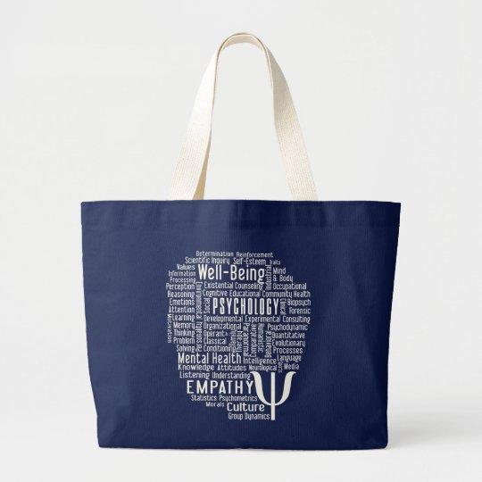 PSYCHOLOGY Word Cloud bags