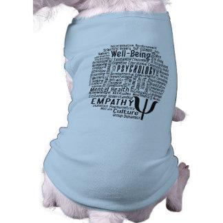 PSYCHOLOGY Word Cloud pet clothing