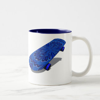 Psychometry Two-Tone Coffee Mug