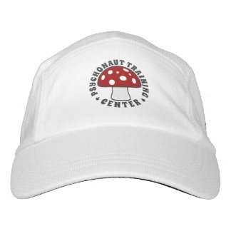 Psychonaut Training Center - Of Psychedelics, Red Headsweats Hat