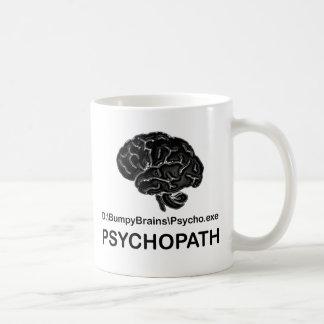 Psychopath Coffee Mug