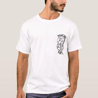 Psychopups Cartoon Dogs by Alyssa T-Shirt