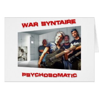 Psychosomatic Branded Item Card