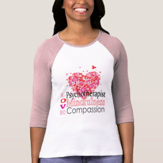 Psychotherapist Ladies Long Sleeved Shirt