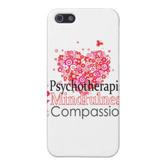 Psychotherapists are Compassionate iPhone 5 Cover
