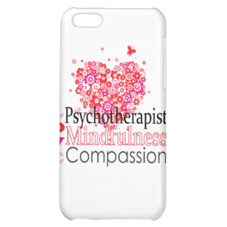 Psychotherapists are Compassionate iPhone 5C Cases
