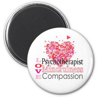Psychotherapists are Compassionate Magnet
