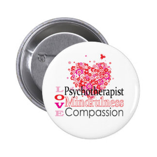 Psychotherapists are Compassionate Pin