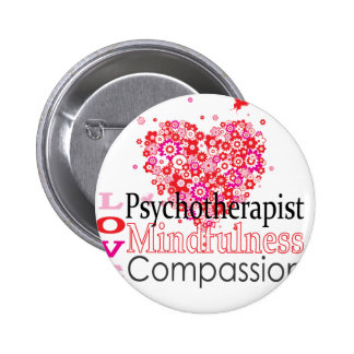 Psychotherapists are Compassionate Pins
