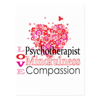 Psychotherapists are Compassionate Post Card