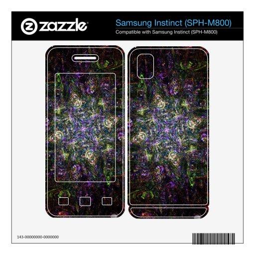 Psychotic Samsung Instinct Decal