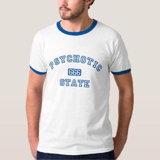 Psychotic State Ringer T-shirt