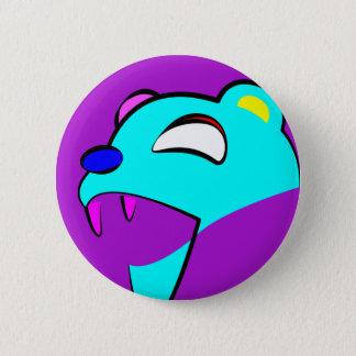 Psyco Bear Button