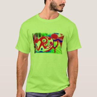 psycodelic fish T-Shirt