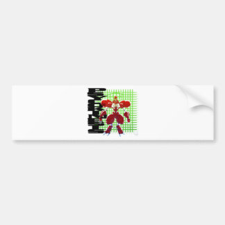 Psycokinesis-RRP Bumper Stickers