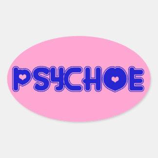 Psyhoe Sticker