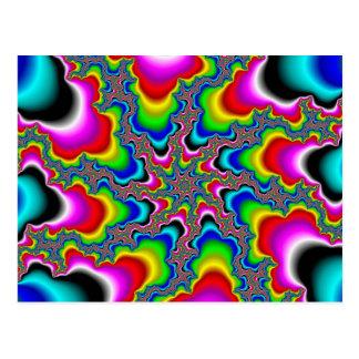 Psykedelica - postal del fractal