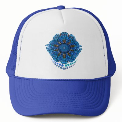 psykeye hat hat