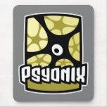 Psyonix Mousepad [amarillo] Alfombrillas De Raton