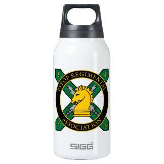 PSYOPRA Logo 10 Oz Insulated SIGG Thermos Water Bottle