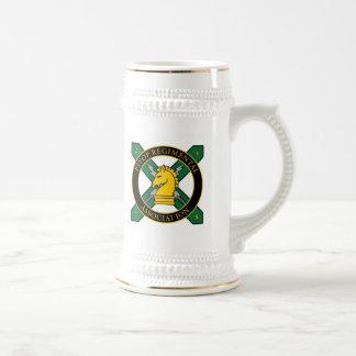 PSYOPRA Logo Beer Mug