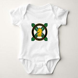 PSYOPRA Logo Products Baby Bodysuit
