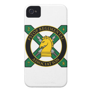 PSYOPRA Logo Products Case-Mate iPhone 4 Case