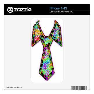 PsyTie - Psychedelic Tie Skins For iPhone 4S