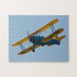 Pt-17 Stearman Puzzle