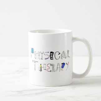 PT at Work Classic White Coffee Mug