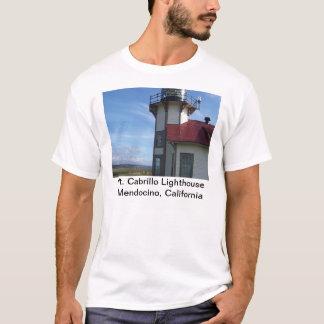 Pt. Cabrillo Lighthouse T-Shirt