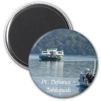 Pt. Defiance Ferry Magnet