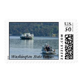 Pt. Defiance Ferry Stamp