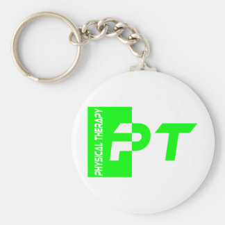 pt lime key chain