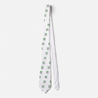 PT Physical Therapist Neck Tie