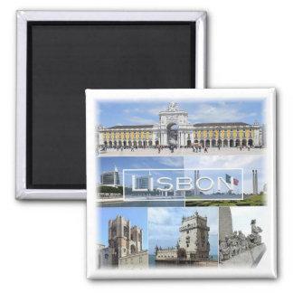 PT * Portugal - Lisbon Portugal Magnet