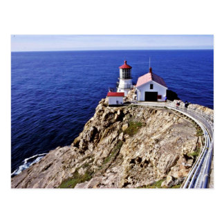 Pt. Reyes Lighthouse Postcard