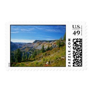 Ptarmigan Ridge Postage Stamp