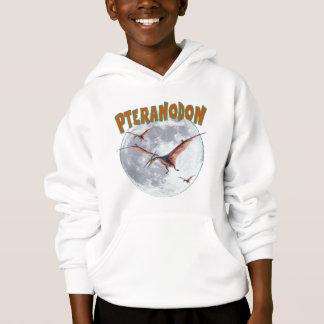Pteranodon dinosaur hoodie