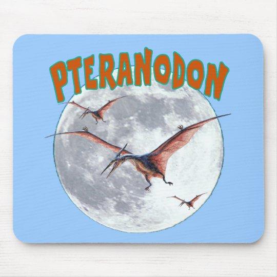 Pteranodon dinosaur mouse pad