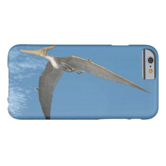 Pteranodon dinosaurs flying - 3D render Barely There iPhone 6 Case