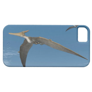 Pteranodon dinosaurs flying - 3D render iPhone SE/5/5s Case