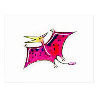 Pteranodon Postcard