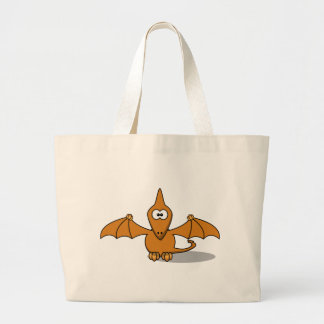 Pterodactyl Canvas Bags