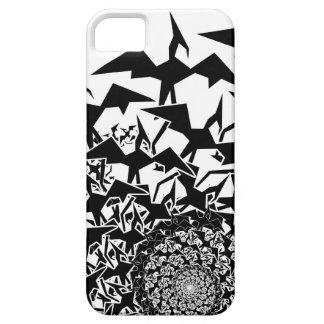 Pterodactyl de Fractyl iPhone 5 Carcasas