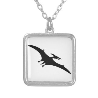 Pterodactyl Dinosaur Personalized Necklace