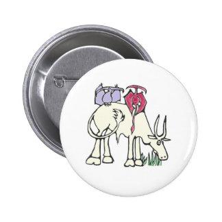 Pterodactyl Friends Button